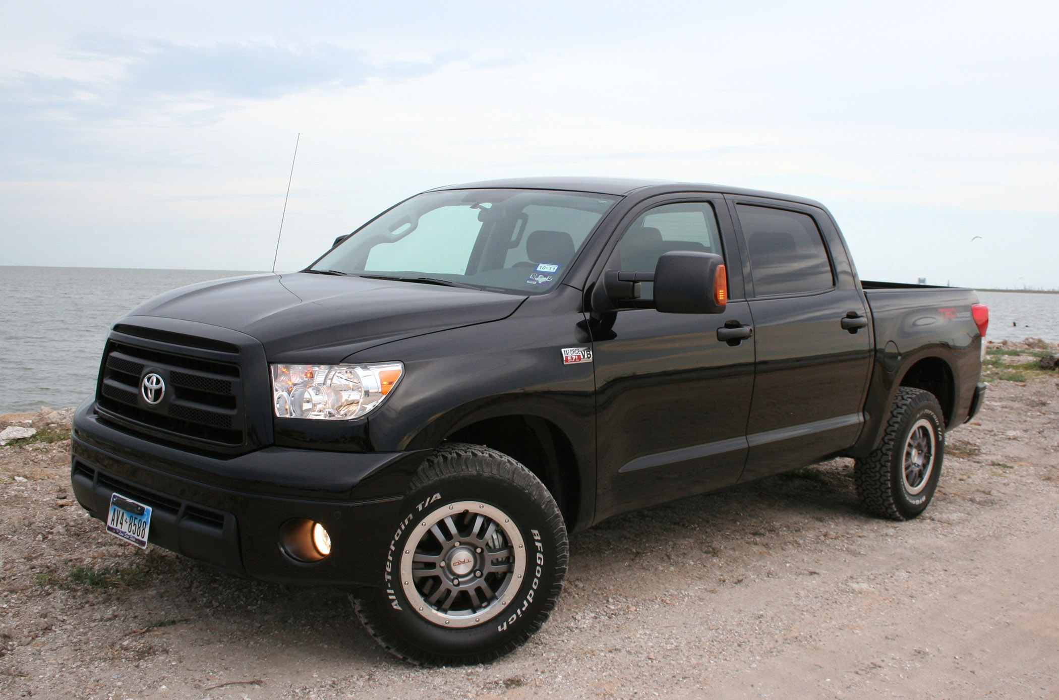Toyota Rolls Out Tundra S Rock Warrior Pickup Attitude Truck