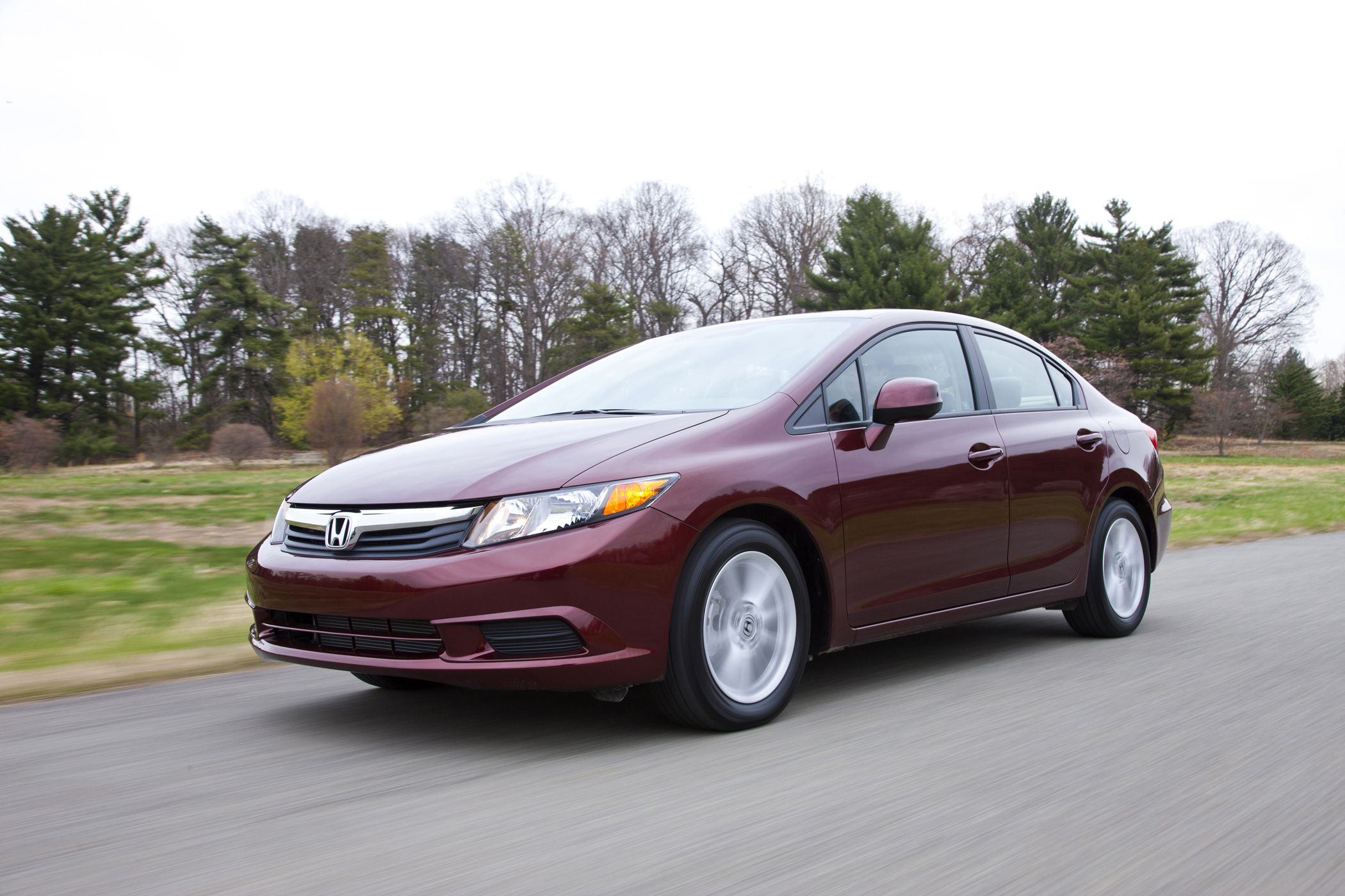One Of The Broadest Offerings In Compact Segment 2012 Honda Civic Comes