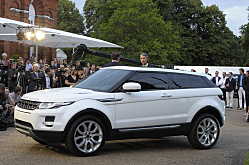 2012 Range Rover Evoque Starts New Footprint for Land Rover