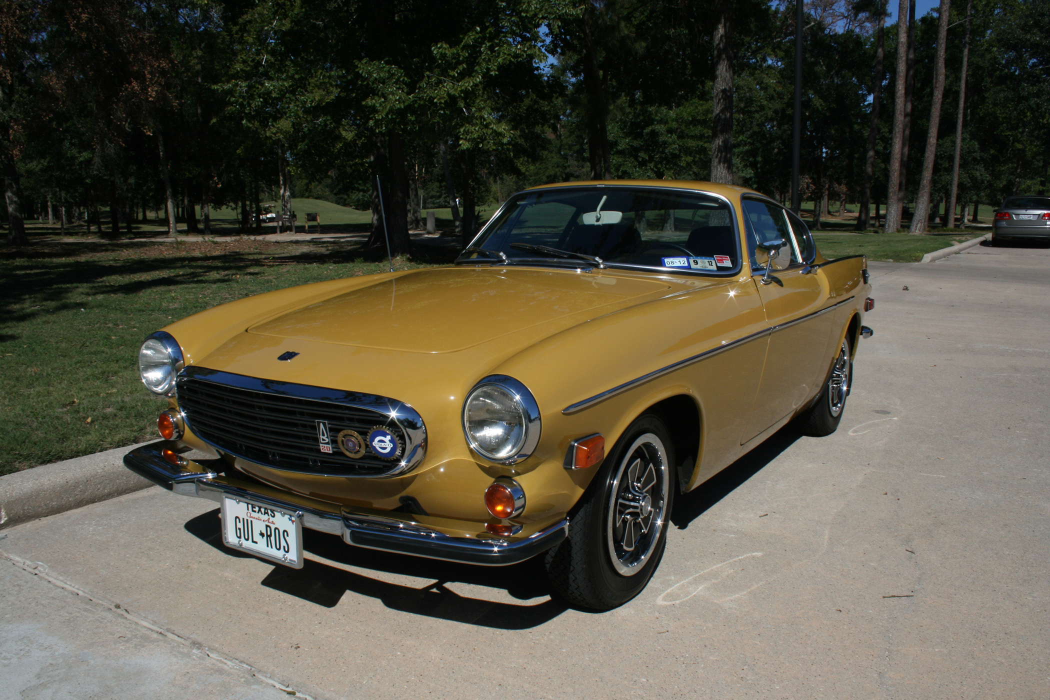 Popular Tv Show Inspired Passion For Volvo P1800 Classic Classics