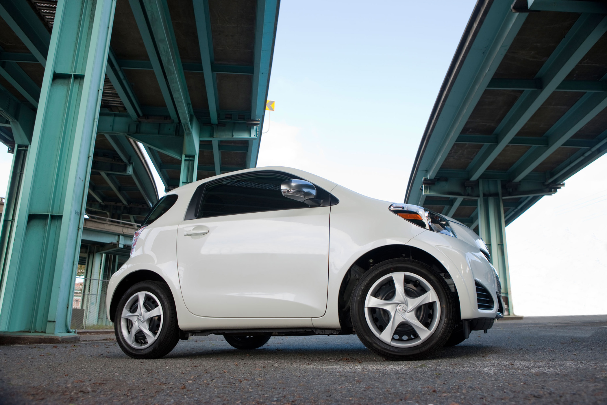 Scion\'s Small Car Mantra -- I Think I Can, I Think I Can ...