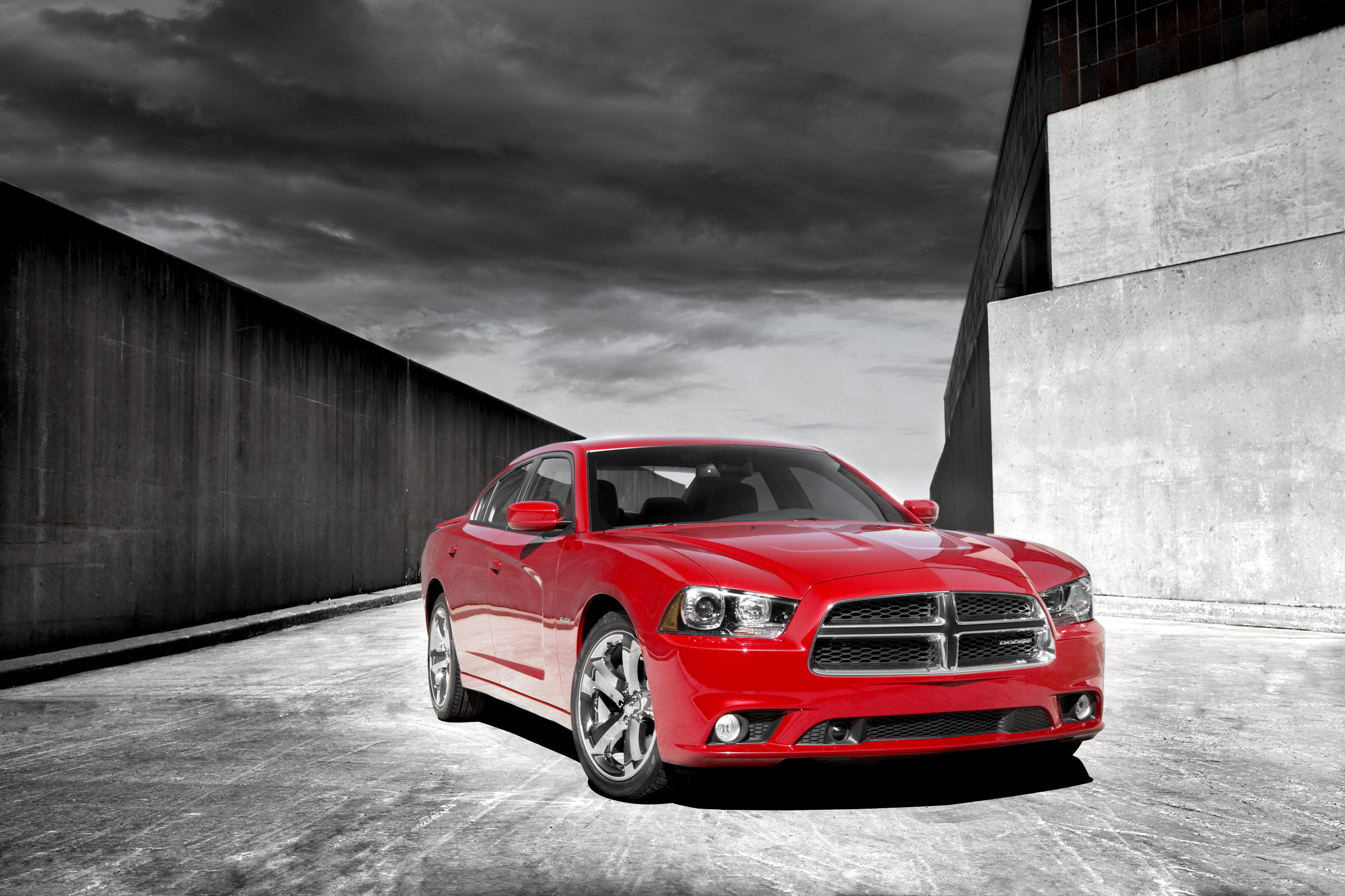 New For 2012 Dodge Charger Gets Eight Speed Transmission