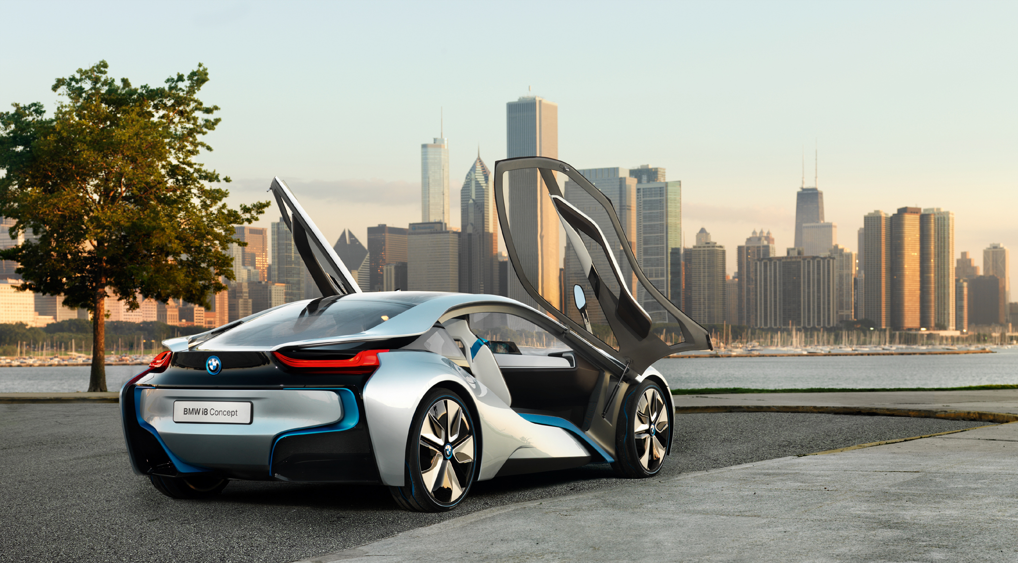 Mission Possible Bmw I3 And I8 Concepts To Reality Freewheeling