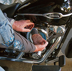 Prepare for Spring: Service Motorcycles in Winter