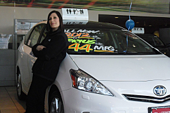 Women Could Make Good Money in Car Business