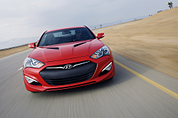 2013 Hyundai Genesis Coupe: A Serious Performer