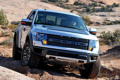 Eye-Candy of Pickup Trucks: Ford F-150 SVT Raptor
