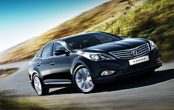 The Premium Hyundai -- All-New 2012 Azera