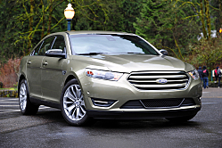 2013 Ford Taurus Updated in Design, Drive Dynamics