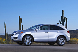 Acura Gives RDX a V-6 Engine for 2013