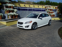 2012 Volvo C30 is Stylish Hatch with Coupe Appeal