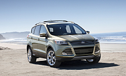 2013 Ford Escape: Saves Fuel, Smarter Technologies