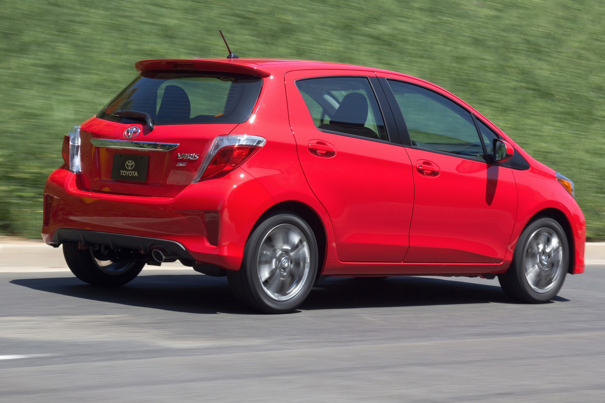 Manufacturer photo: Today, liftback body styles dominate the subcompact vehicle segment, preferred by 70 percent of new retail car buyers in this category