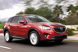 2013 Mazda CX-5 Compact Crossover SUV Gets 35 MPG