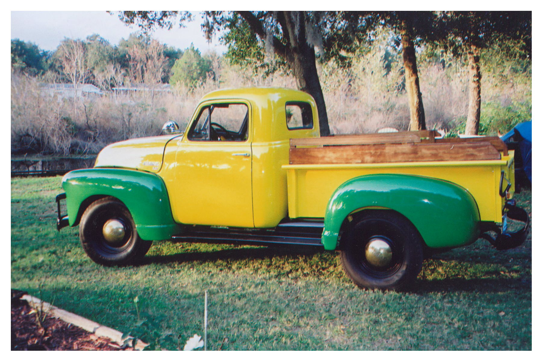 1951 Chevy is Honest, Hard-working `Farm Boy\' - Classic Classics ...