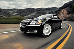 300C Luxury Series: Chrysler's Most Luxurious Ever