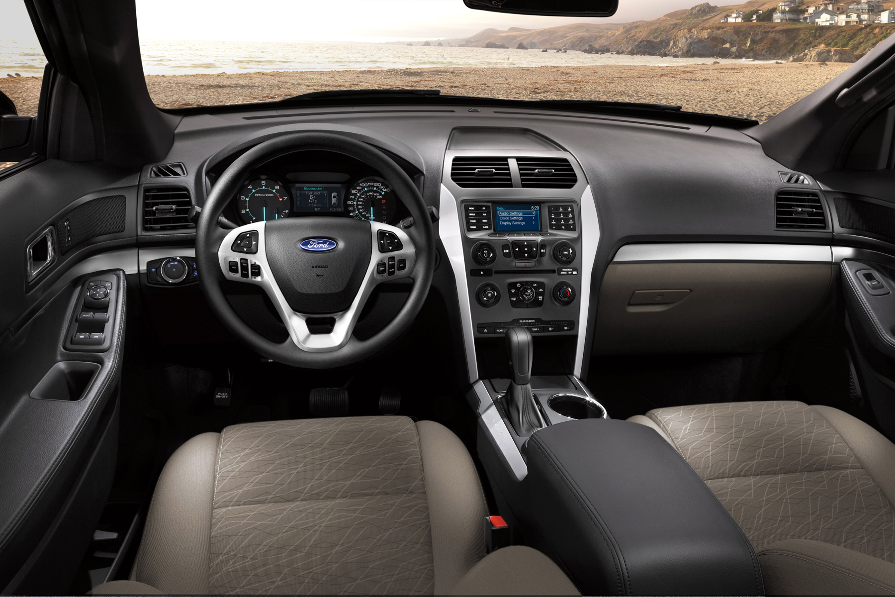 100 Ideas Car And Driver 2016 Ford Explorer On Awesoome & Car And Driver Ford Explorer - The Best Driver In 2017 markmcfarlin.com