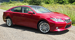Evolutionary, Sterling: 2013 Lexus ES 350 is All-New