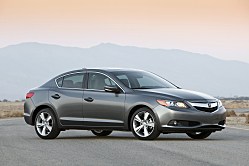 2013 Acura ILX Designed for the Starter Buyer