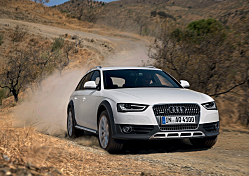 2013 Audi allroad is Right for All Roads