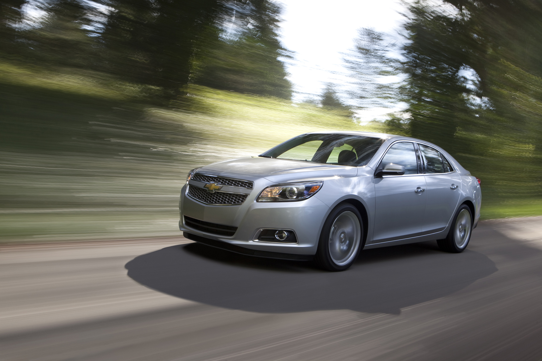 Manufacturer photo: Chevrolet offers a stylish, affordable and dependable family car with a little something extra