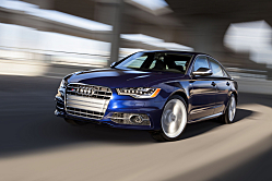 All-New 2013 Audi S6 Delivers Exhilarating Performance