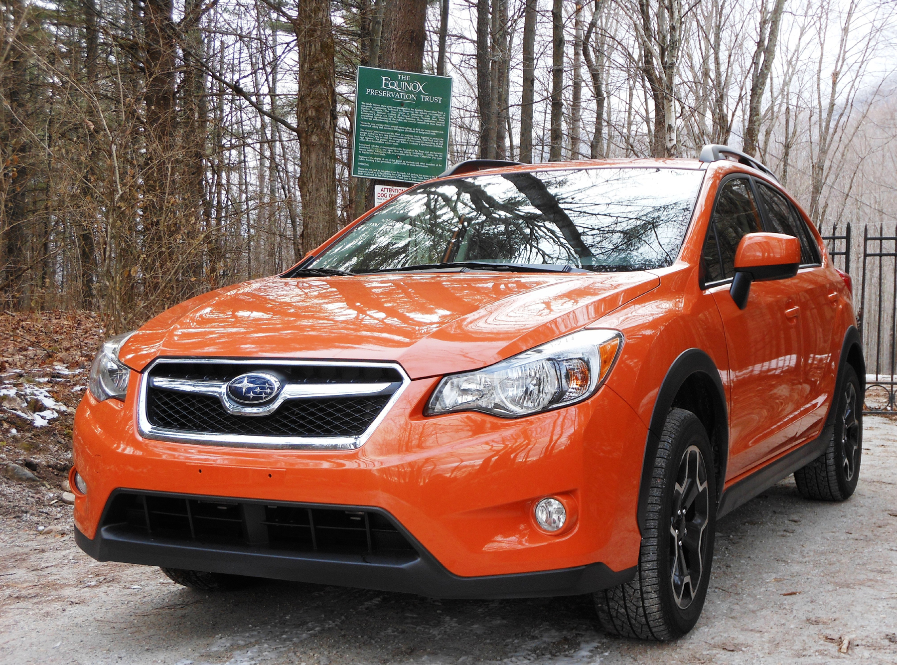 The Xv Crosstrek Is Essentially A Subaru Impreza Wagon With Extra Ground Clearance It Replaces Outback Sport Which Was In Essence