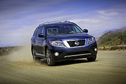 All-New Nissan Pathfinder, Rugged, Family-Friendly