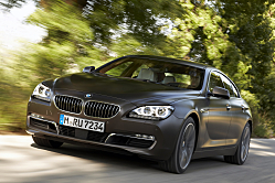 2013 BMW 640i is 4+1-Seater Gran Coupe