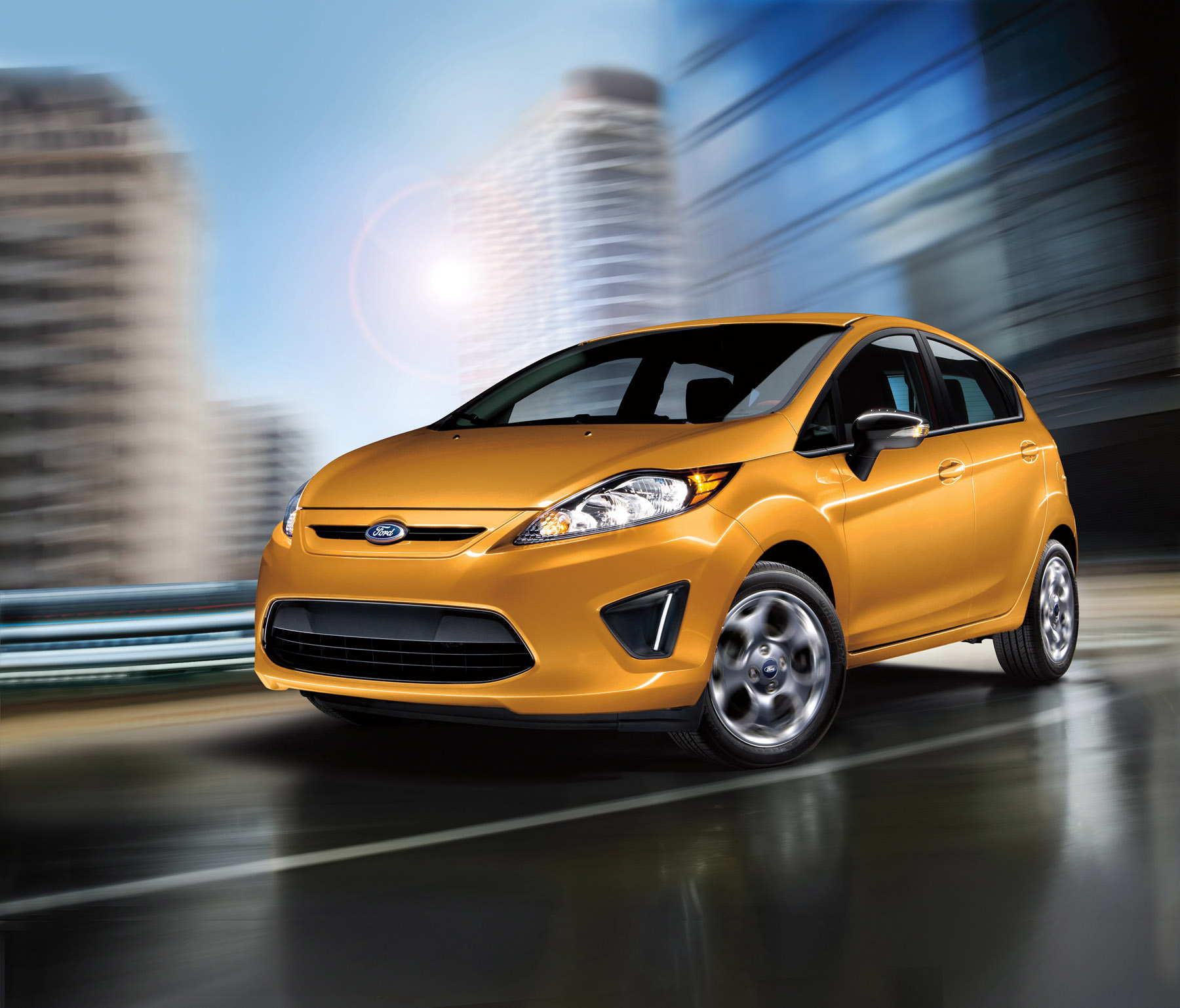 Manufacturer photo: Ford's best-sellers in the U.S.in 2012 are the Focus, Fiesta and F-Series.