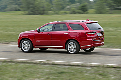 2017 Dodge Durango: Family-Size Road Boss