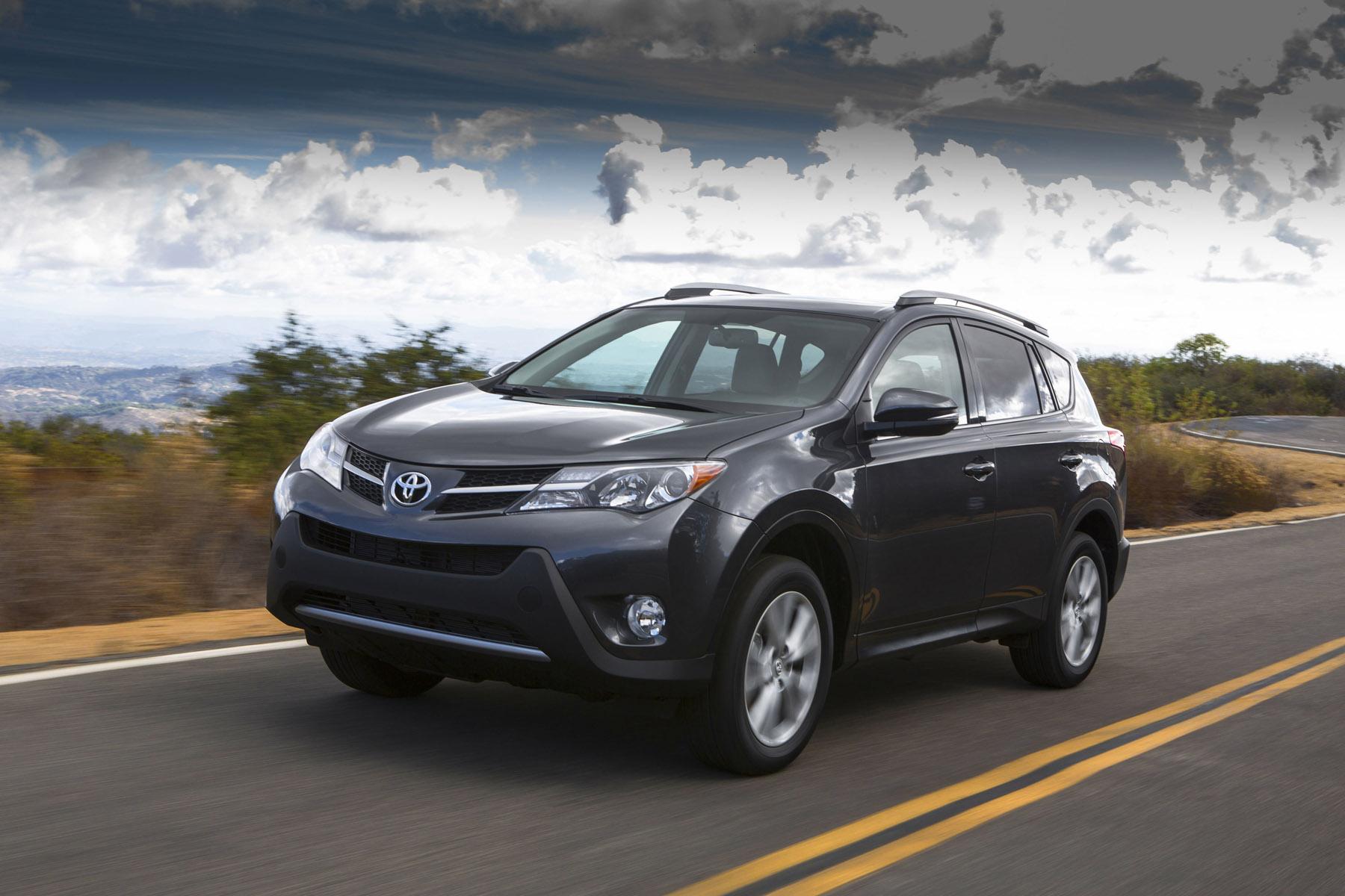 All New Toyota Rav4 Evolves For Consumer Demands New On Wheels