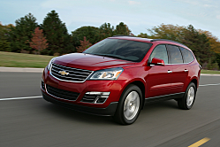 The Ultimate Family Vehicle: 2013 Traverse
