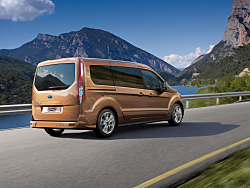 First Look: 2014 Ford Transit Connect Van and Wagon