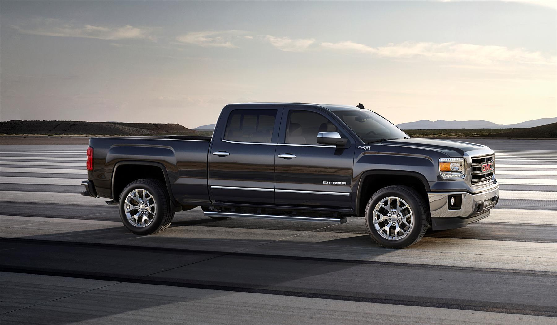 Manufacturer photo: New from hood to hitch, the 2014 Silverado is engineered to be the strongest, smartest, and most capable Silverado ever