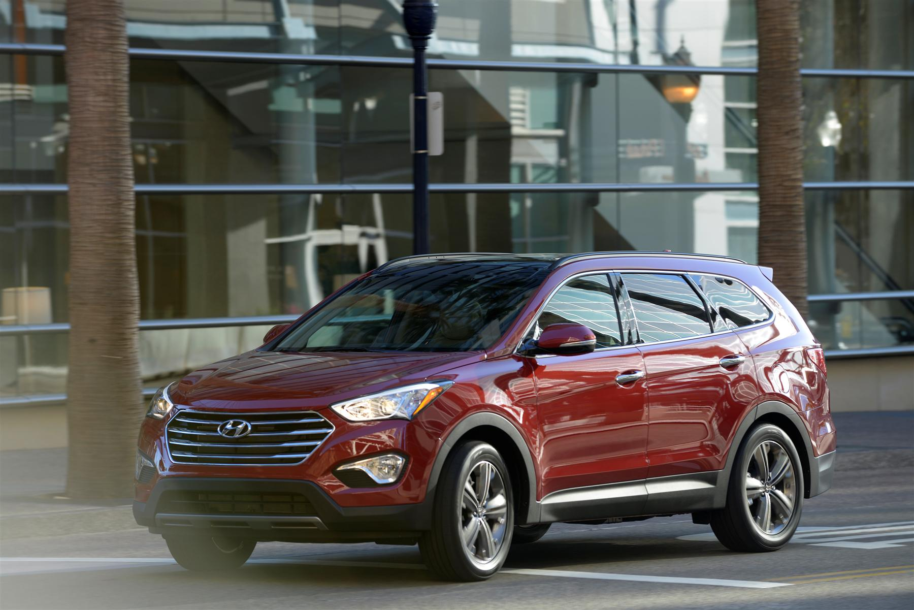seven bowl super fe hyundai limited commercial interior with santa comes passenger out