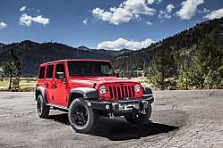 Jeep Wrangler: Aging Well with Modest Change