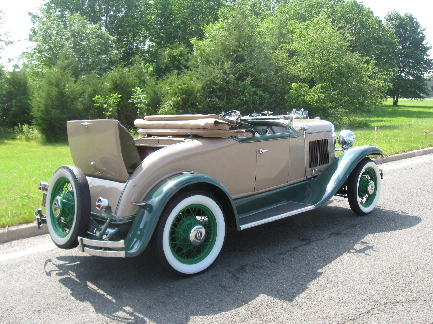 1930 Plymouth: Built to Battle Ford, Chevy - Classic Classics ...