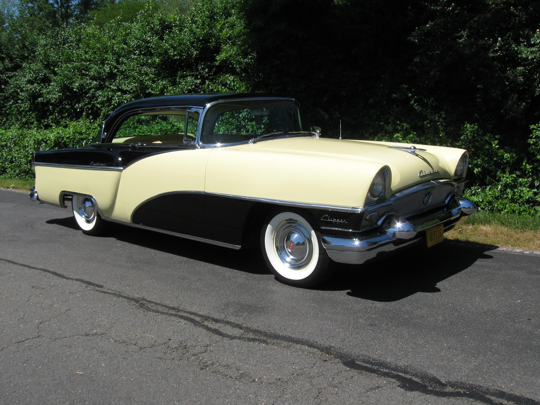 1955 Constellation: Top of the Packard Clippers - Classic Classics ...