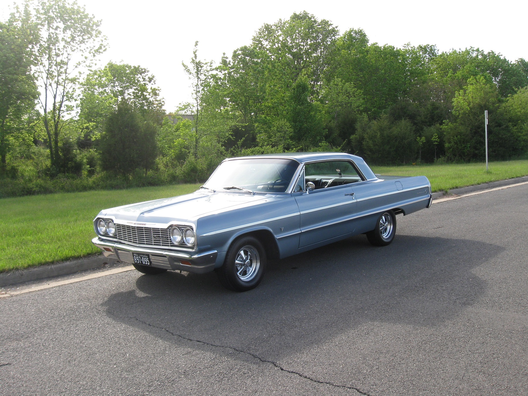 1964 Chevy Impala: Jet Smooth Luxury - Classic Classics - - GrooveCar