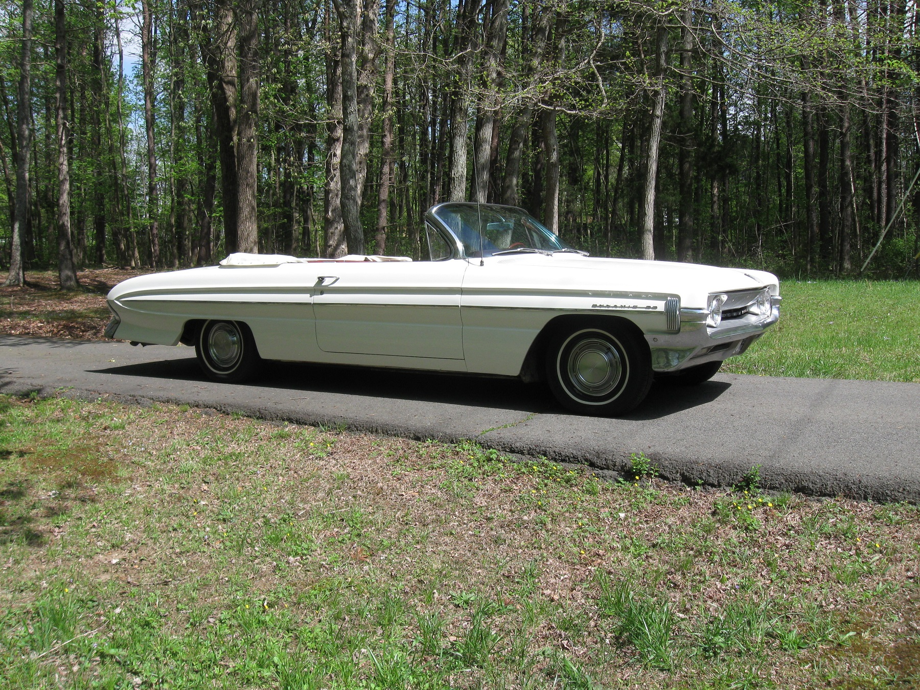 Whim and Desire Leads to 1961 Olds - Classic Classics - - GrooveCar