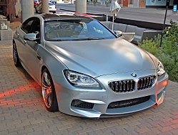 2014 BMW M6: Gran Coupe Performance