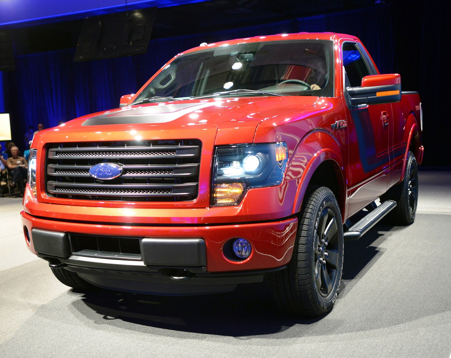 Ford 2014 F 150 Tremor is Street Machine Pickup Truck Talk