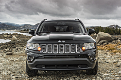 Rough-Road Ready: 2014 Jeep Compass