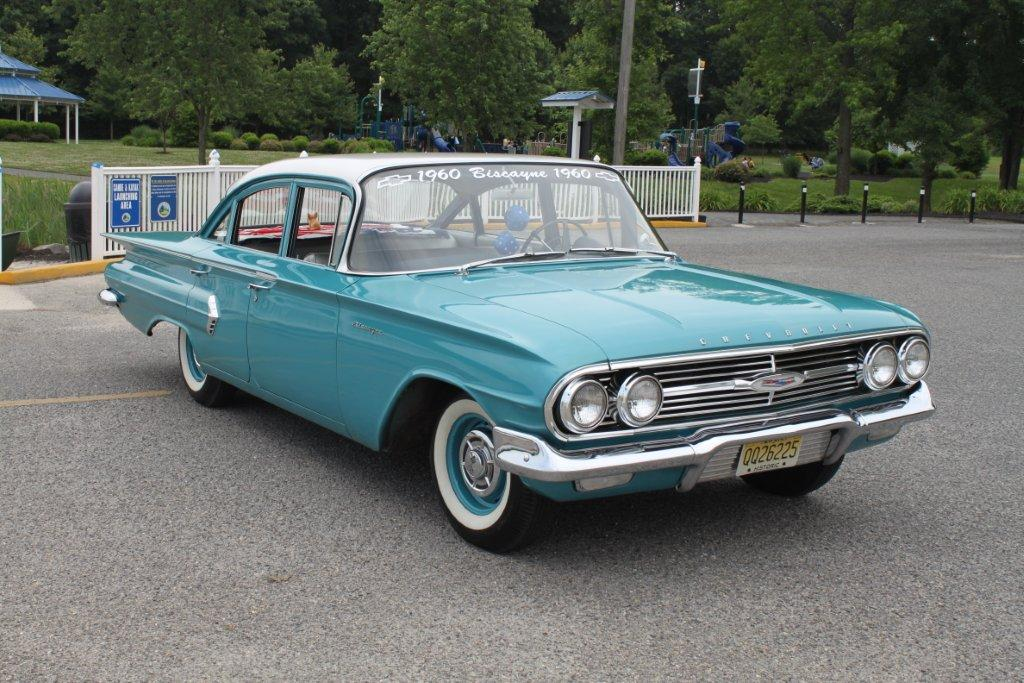 Automobile Payment Calculator >> 1960 Chevrolet Biscayne Treasured by Frugal Farmer - Classic Classics - - GrooveCar