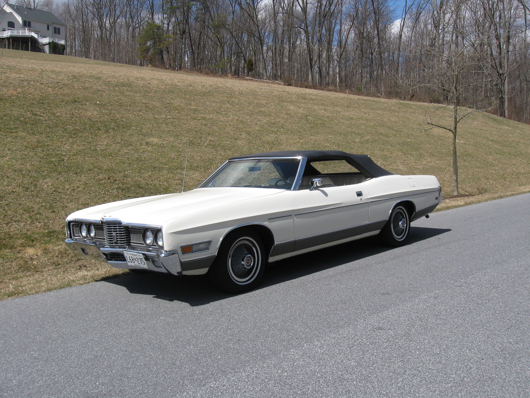 1972 Ford LTD Convertible Acquired for Happy Wife - Classic Classics ...