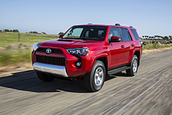A Dying Breed: 2014 Toyota 4Runner