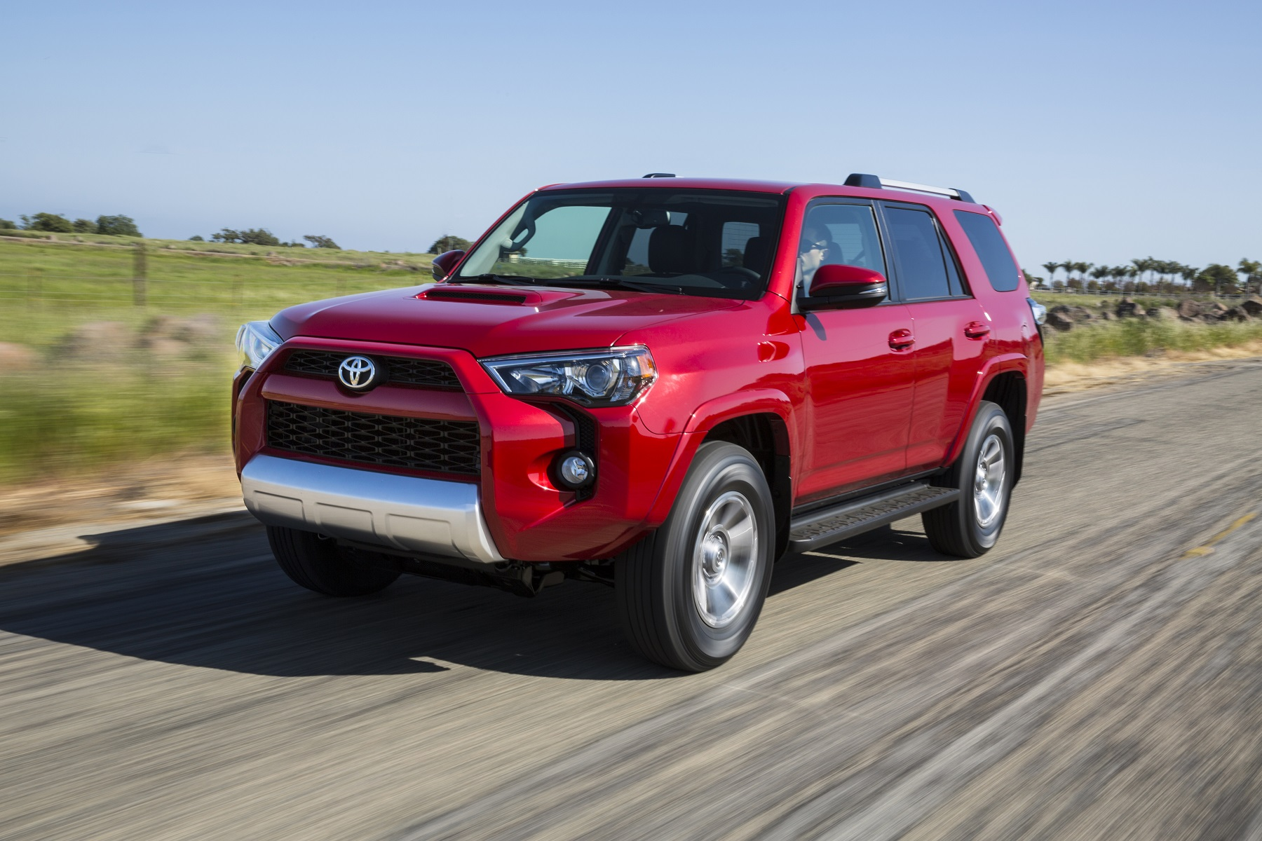 A Dying Breed 2014 Toyota 4Runner New on Wheels GrooveCar