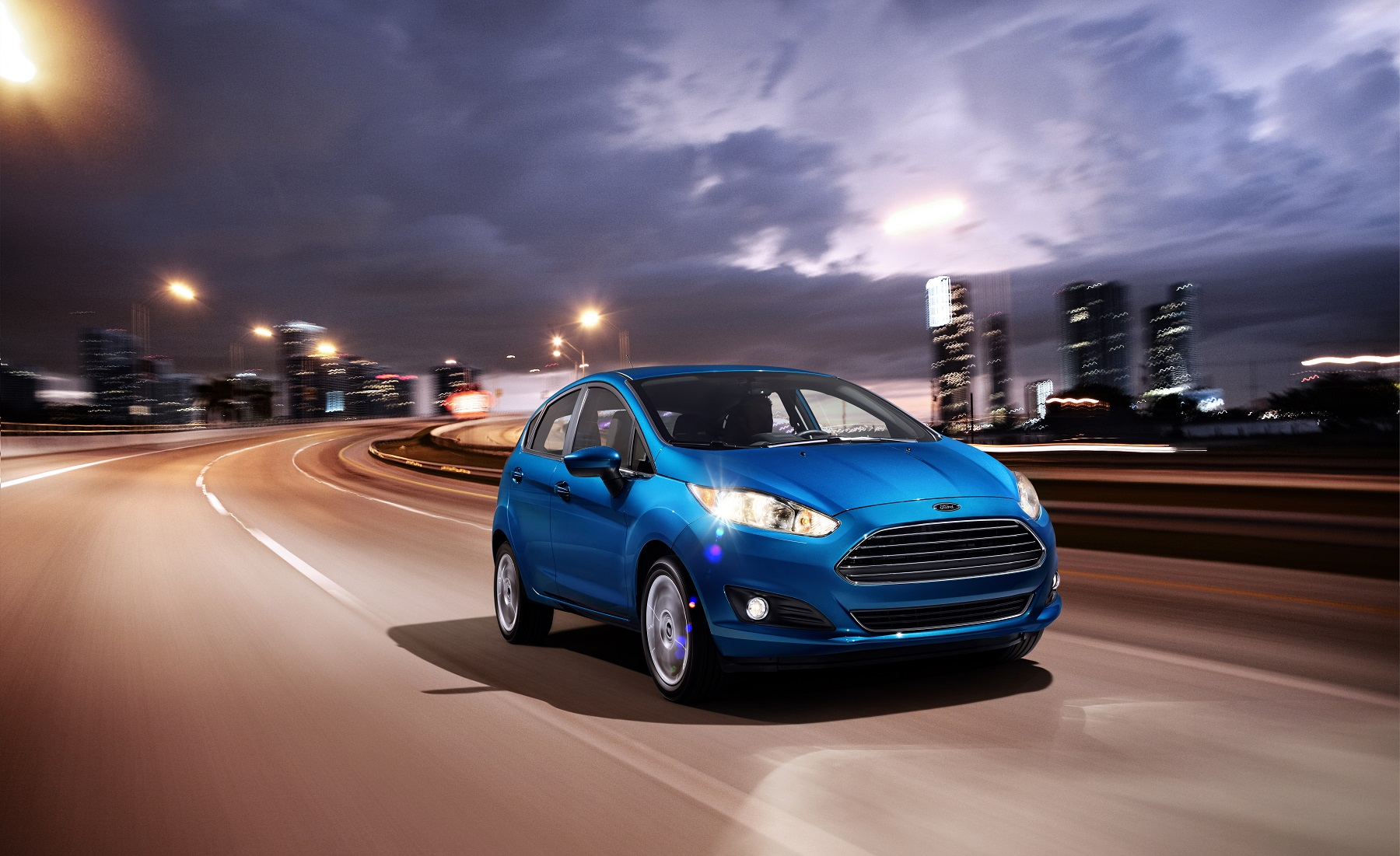 Manufacturer photo: Fiesta is loaded with features and technologies that prove small is smart
