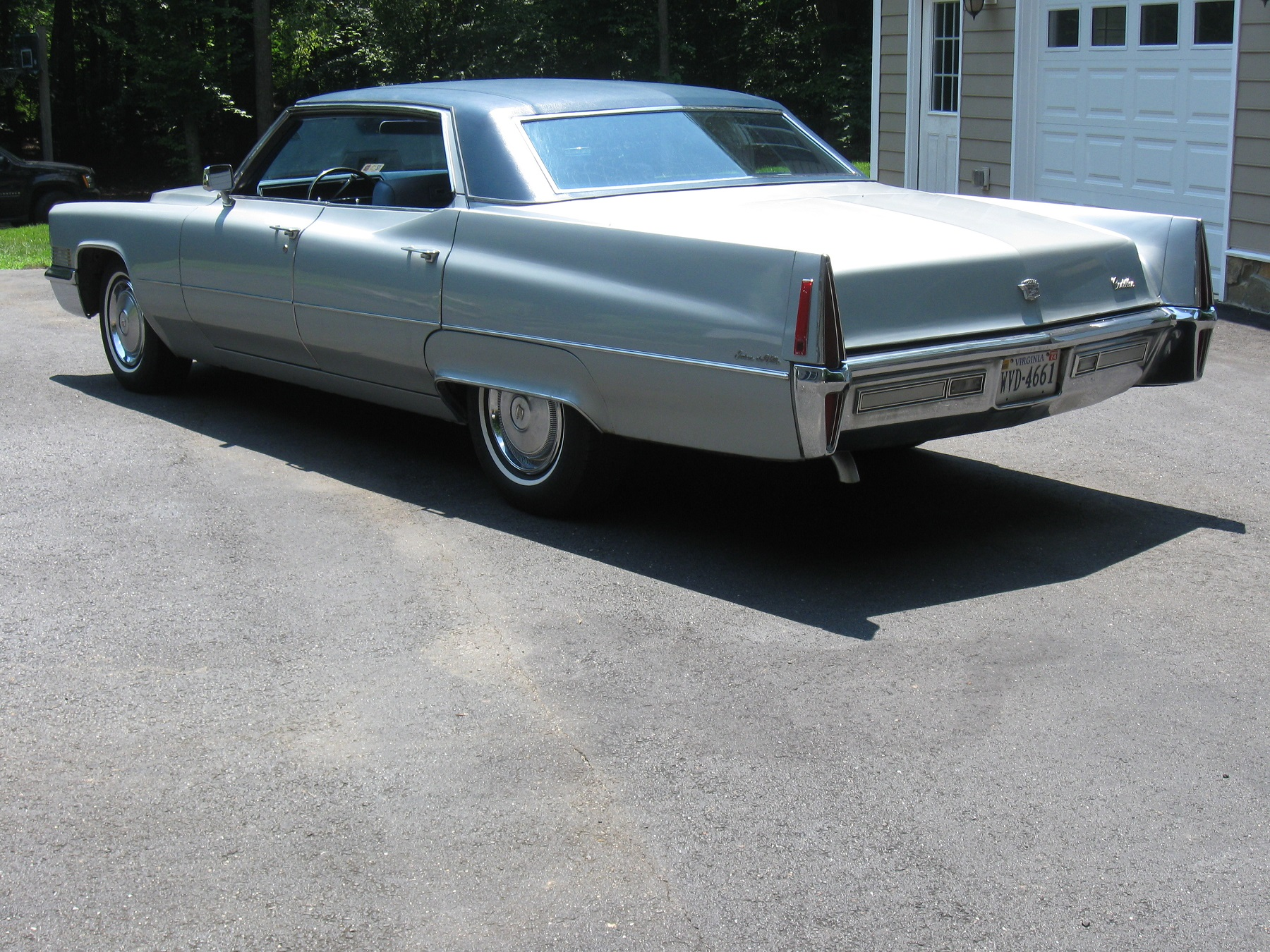 1970 Cadillac Sedan DeVille Acquired for Teen - Classic